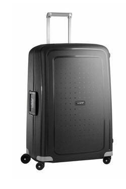 กระเป๋าเดินทางแบบเฟรม แข็งแรงทนทาน รุ่น SCURE SPINNER 75/28-S2299 BLACK view   Samsonite