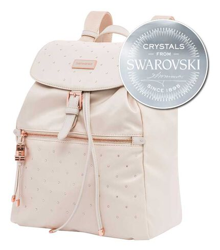 BACKPACK 1 POCKET SW LIGHT PINK main | Samsonite