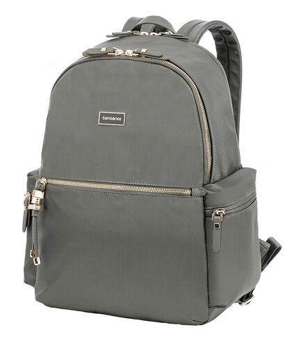 "BACKPACK 15.6"" GUNMETAL GREEN  GUNMETAL GREEN main 