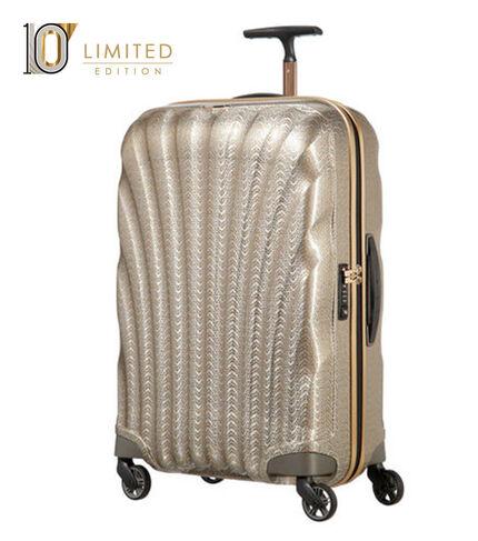 กระเป๋าเดินทาง 25 นิ้ว Cosmolite SPINNER 69/25 FL2 10Y GOLD/SILVER main | Samsonite