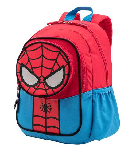 MARVEL ULTIMATE BACKPACK red main | Samsonite