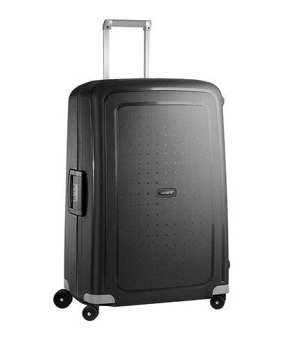 กระเป๋าเดินทางแบบเฟรม แข็งแรงทนทาน รุ่น SCURE SPINNER 75/28-S2299 BLACK main | Samsonite