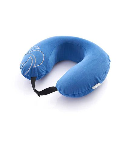 TRAVEL LINK ACC. Memory Foam Pillow SEA BLUE main | Samsonite