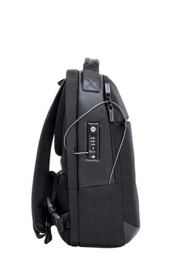 กระเป๋าเป้สำหรับใส่ Tablet และ Laptop ขนาด 14.1 นิ้ว SECURITE BLACK view | Samsonite