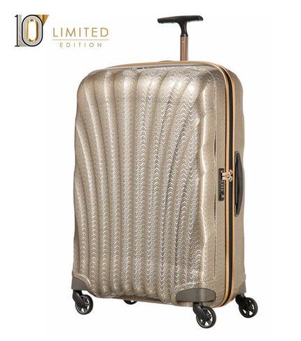 กระเป๋าเดินทางใบใหญ่ 28 นิ้ว Cosmolite SPINNER 75/28 FL2 (10 ปี) GOLD/SILVER main | Samsonite