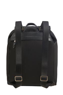 กระเป๋าเป้าสะพายหลังทรงขนมจีบ KARISSA RIVETS BLACK view | Samsonite