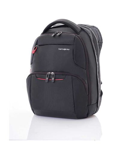 TORUS LP BACKPACK I ZIP BLACK main | Samsonite