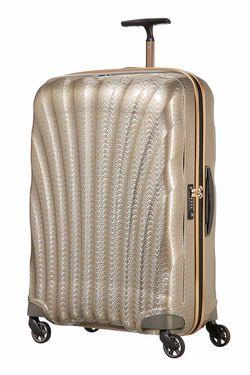 กระเป๋าเดินทางใบใหญ่ 28 นิ้ว Cosmolite SPINNER 75/28 FL2 (10 ปี) GOLD/SILVER view | Samsonite