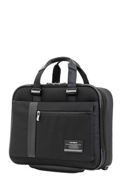 "OPENROAD ROLLING TOTE 16.4"" JET BLACK view 
