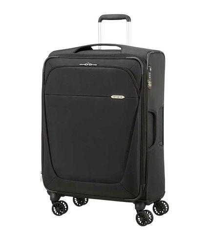 กระเป๋าเดินทางแบบผ้า 26 นิ้ว B-LITE 3 SPINNER 71/26 EXP BLACK main | Samsonite