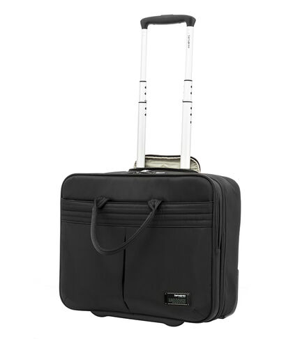 "ROLLING TOTE 16.4"" BLACK main 
