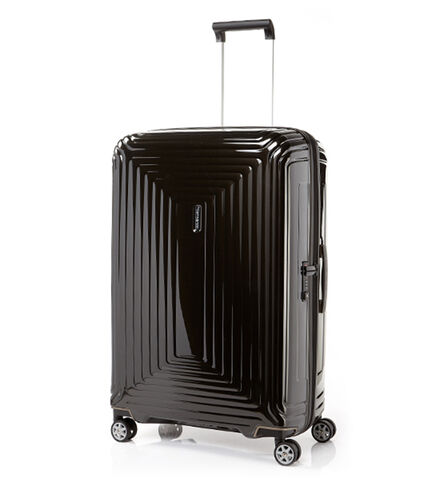 ASPERO SPINNER 75/28 METALLIC BLACK main | Samsonite