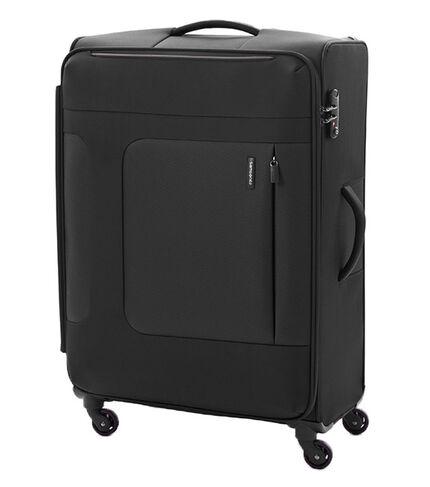 กระเป๋าเดินทางแบบผ้าขนาดใหญ่ 28 นิ้ว Samsonite Asphere BLACK main | Samsonite