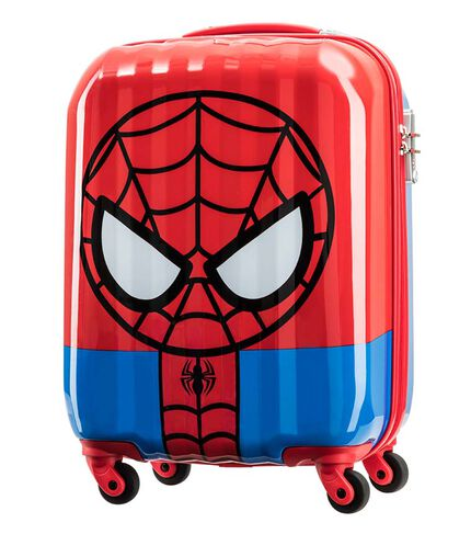MARVEL ULTIMATE HARD SPINNER 50/18 red main | Samsonite