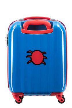 MARVEL ULTIMATE HARD SPINNER 50/18 red view | Samsonite