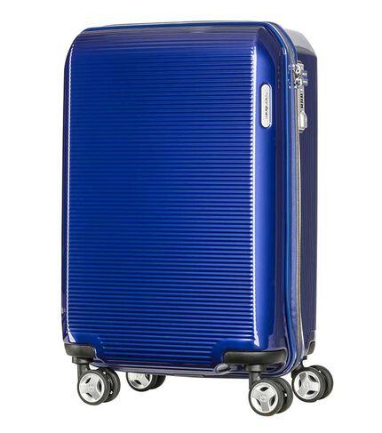 Samsonite Arq Spinner 55cm/20inch Cobalt Blue main | Samsonite