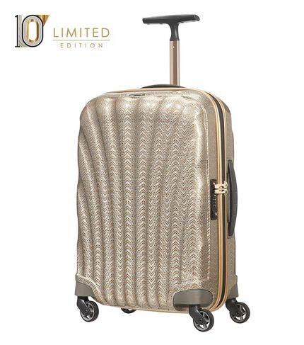 กระเป๋าเดินทาง 20 นิ้ว Cosmolite SPINNER 55/20 FL2 10Y GOLD/SILVER main | Samsonite