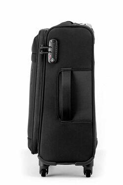 กระเป๋าเดินทางแบบผ้า 24 นิ้ว Samsonite Asphere BLACK view | Samsonite