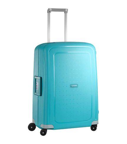 กระเป๋าเดินทาง S'CURE SPINNER 69/25-S2299 AQUA BLUE main | Samsonite