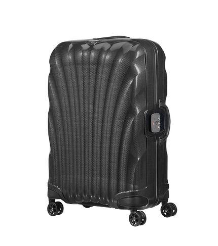 กระเป๋าเดินทาง ขนาด 25 นิ้ว LITE-LOCKED SPINNER 69/25 FL BLACK main | Samsonite