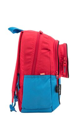 MARVEL ULTIMATE BACKPACK red view | Samsonite