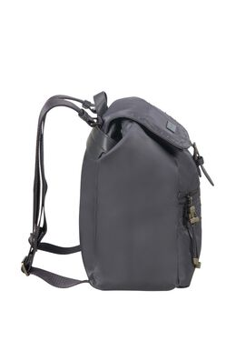 KARISSA BACKPACK 1 POCKET ST RIVETS GREY BLUE view | Samsonite