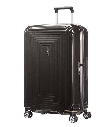 กระเป๋าเดินทาง ขนาด 25นิ้ว รุ่น ASPERO METALLIC BLACK main | Samsonite