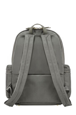 "BACKPACK 15.6"" GUNMETAL GREEN  GUNMETAL GREEN view 