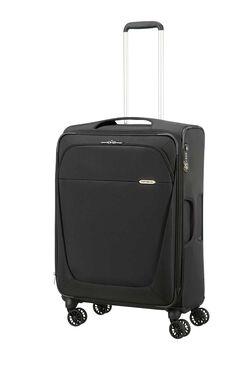 กระเป๋าเดินทางแบบผ้า 26 นิ้ว B-LITE 3 SPINNER 71/26 EXP BLACK view | Samsonite