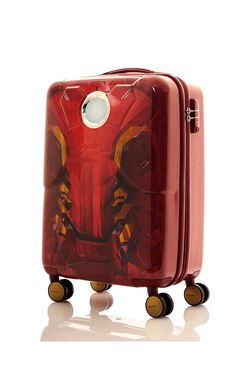 กระเป๋าเดินทาง MARVEL SIGNATURE SPINNER 72/26 EXP TSA IRON MAN view | Samsonite