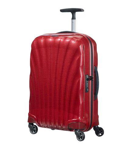 กระเป๋าเดินทาง 20 นิ้ว Cosmolite SPINNER 55/20 FL2 RED main | Samsonite
