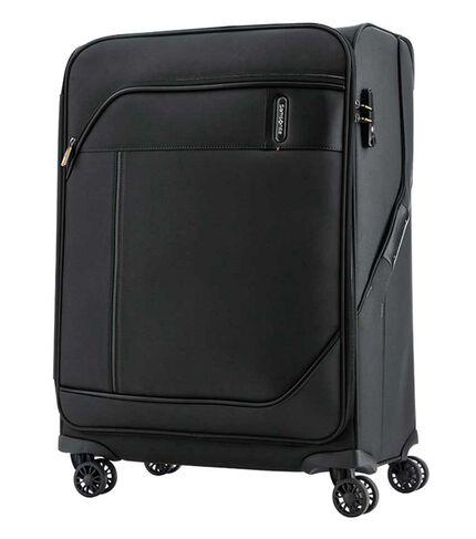 กระเป๋าเดินทาง 24 นิ้ว JANIK SPINNER 66/24 BLACK main | Samsonite