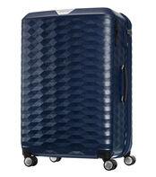 กระเป๋าเดินทาง ระบบเบรคล้อ Easy Brake™ System ล็อคการเคลื่อนที่ของกระเป๋า รุ่น POLYGON ขนาด 28 นิ้ว BLUE main | Samsonite