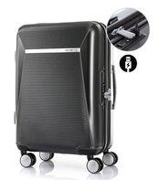 กระเป๋าเดินทาง ENWRAP ขนาด 20 นิ้ว พร้อมช่องเสียบ USB MATTE BLACK main | Samsonite