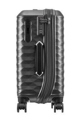 กระเป๋าเดินทาง ระบบเบรคล้อ EASY BRAKE™ SYSTEM ล็อคการเคลื่อนที่ของกระเป๋า รุ่น POLYGON ขนาด 20 นิ้ว DARK GREY view | Samsonite