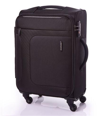 กระเป๋าเดินทางแบบผ้า 20 นิ้ว Samsonite Asphere BLACK main | Samsonite