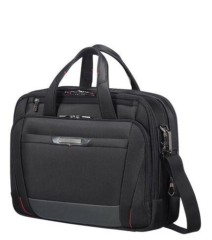 กระเป๋าเอกสารโน้ตบุ๊คสะพายไหล่ PRO-DLX 5 BLACK main | Samsonite
