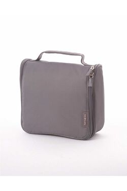 TRAVEL LINK ACC. HANGING TOILETRY KIT GREY view | Samsonite