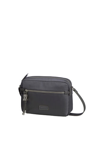 KARISSAPOUCH+SHOULDER M GREY BLUE main | Samsonite