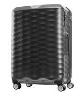 POLYGON SPINNER69/25 DARK GREY main | Samsonite