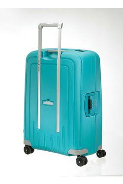 กระเป๋าเดินทาง S'CURE SPINNER 69/25-S2299 AQUA BLUE view | Samsonite