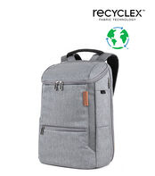 MARCUS ECO LP BACKPACK TO HEATHER GREY main | Samsonite
