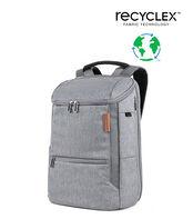 กระเป๋าเป้สะพายหลัง รุ่น MARCUS ECO LP BACKPACK TO HEATHER GREY main | Samsonite