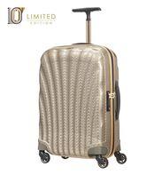 กระเป๋าเดินทาง 20 นิ้ว Cosmolite SPINNER 55/20  (10 ปี) GOLD/SILVER main | Samsonite