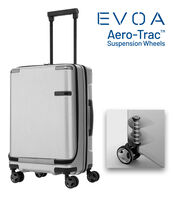 SPINNER 55/20 FRONT PKT BRUSHED SILVER main | Samsonite