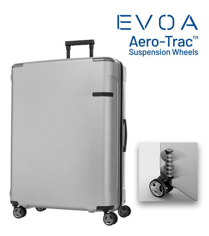 SPINNER 81/30 EXP BRUSHED SILVER main | Samsonite