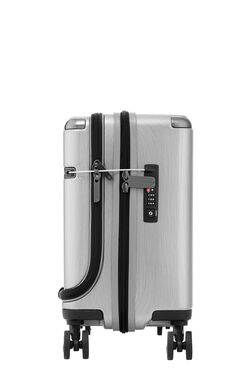 SP  ROLLING TOTE BRUSHED SILVER view | Samsonite