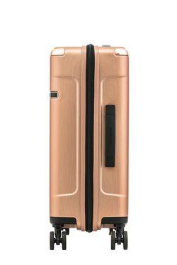 กระเป๋าเดินทางนวัตกรรมล้อแบบใหม่ Aero-Trac™ ล้อกันสะเทือน ลดการสั่นสะเทือน รุ่น EVOA ขนาด 20 นิ้ว ROSE GOLD view   Samsonite