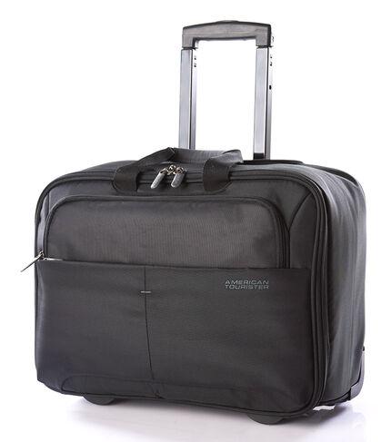 AT SPEEDAIR ROLLING TOTE (iPad) กระเป๋าผ้าล้อลากใบเล็ก ใส่โน๊ตบุ๊ค (ขนาด 17นิ้ว)