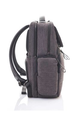 SBL ZENTO BACKPACK I TAG-HEATHER GREY